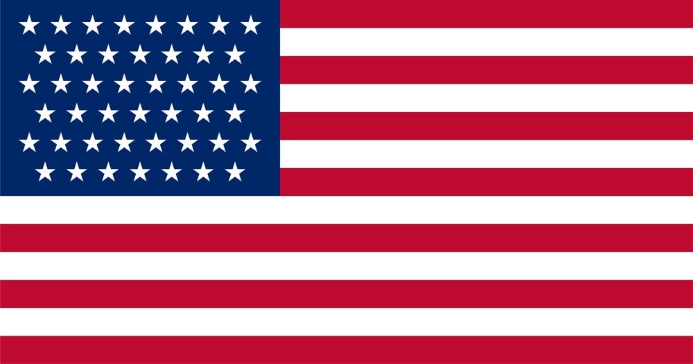 что означает флаг сша