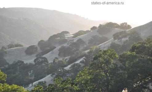 Горы Калифорнии