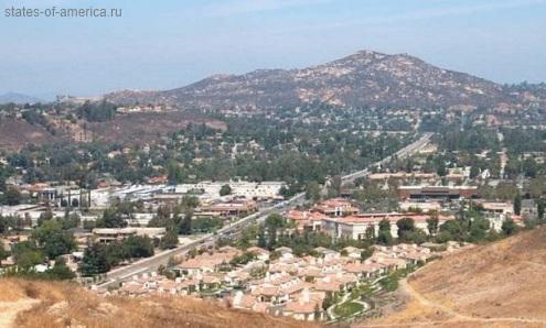 Калифорнийский пейзаж