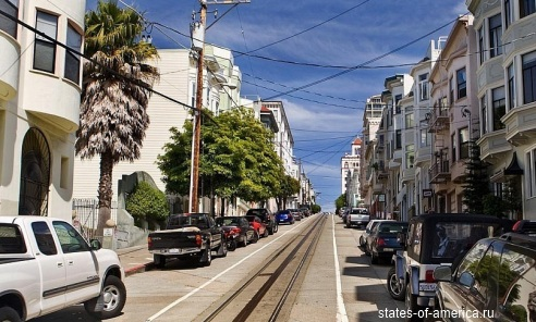 Улочки Сан-Франциско