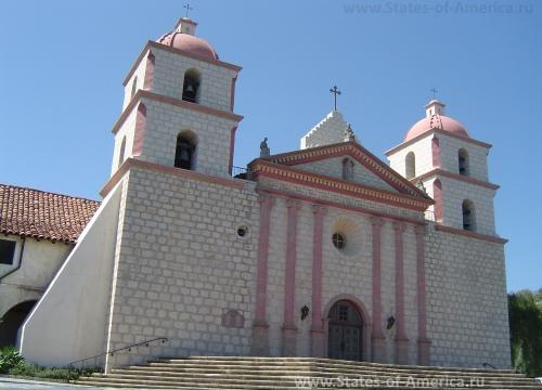 Миссия Санта-Барбары