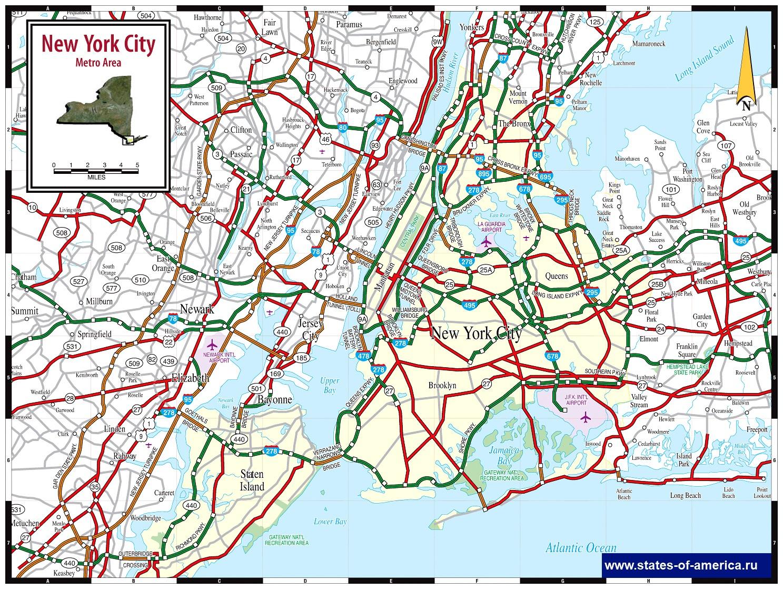 Схема метрополитена нью йорка фото 429
