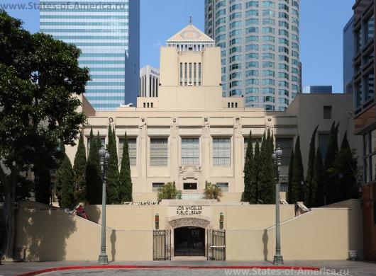 Центральная библиотека Лос-Анджелеса