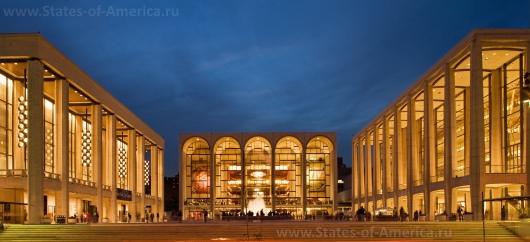 Метрополитен-опера