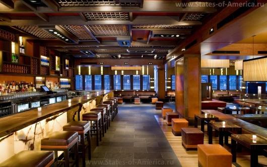 Ресторан Nobu в Нью-Йорке