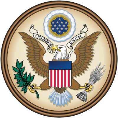 Герб США